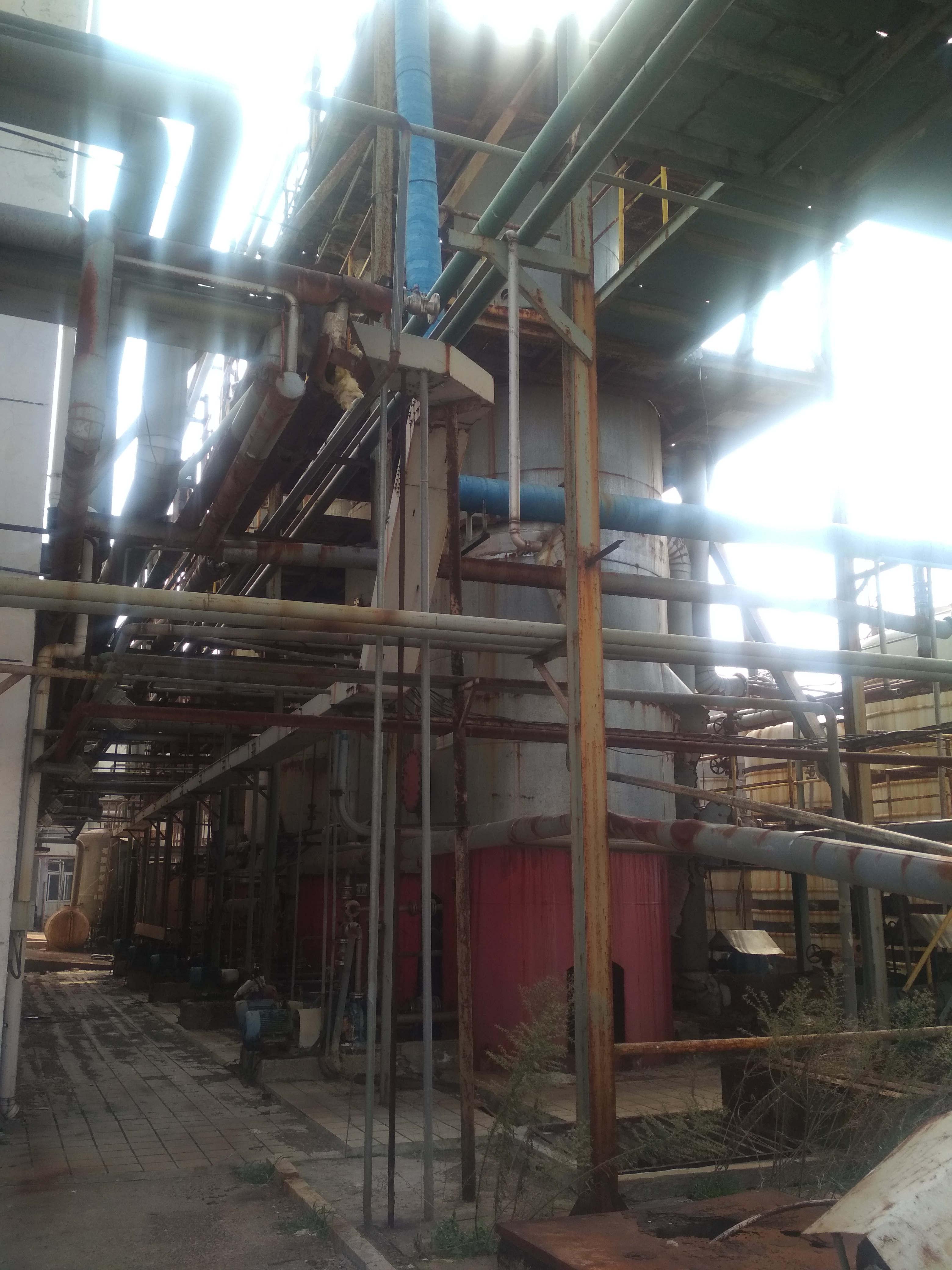 菏澤化工企業地上物拆除及處置權拍賣